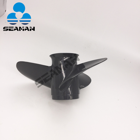 Aluminum Outboard Propeller 8.5X8.5 for Mercury Prop 8-9.9HP 48-897618A10
